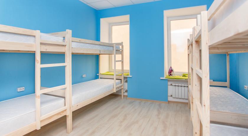 Pogostite.ru - Hostel Sloboda на НОВОСЛОБОДСКОЙ | м. Менделеевская | Wi-Fi #6