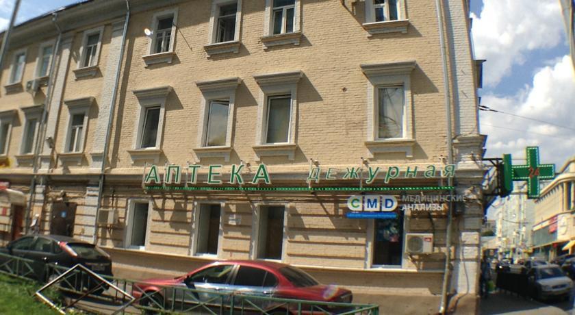 Pogostite.ru - Hostel Sloboda на НОВОСЛОБОДСКОЙ | м. Менделеевская | Wi-Fi #44