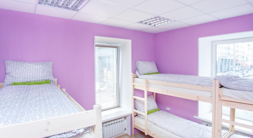 Pogostite.ru - Hostel Sloboda на НОВОСЛОБОДСКОЙ | м. Менделеевская | Wi-Fi #9