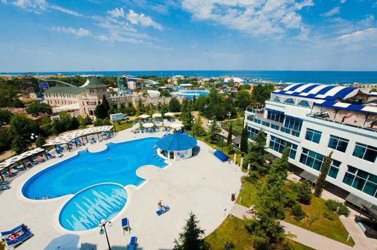 Pogostite.ru - AQUAMARINE RESORT & SPA - АКВАМАРИН РЕЗОРТ #17