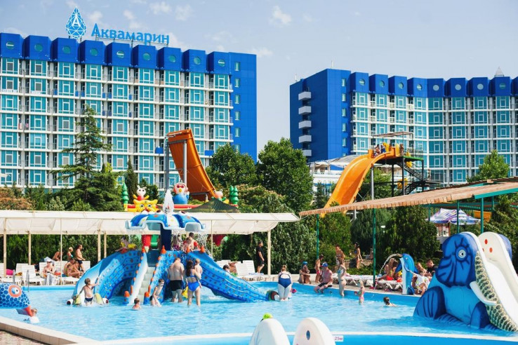 Pogostite.ru - AQUAMARINE RESORT & SPA - АКВАМАРИН РЕЗОРТ #1
