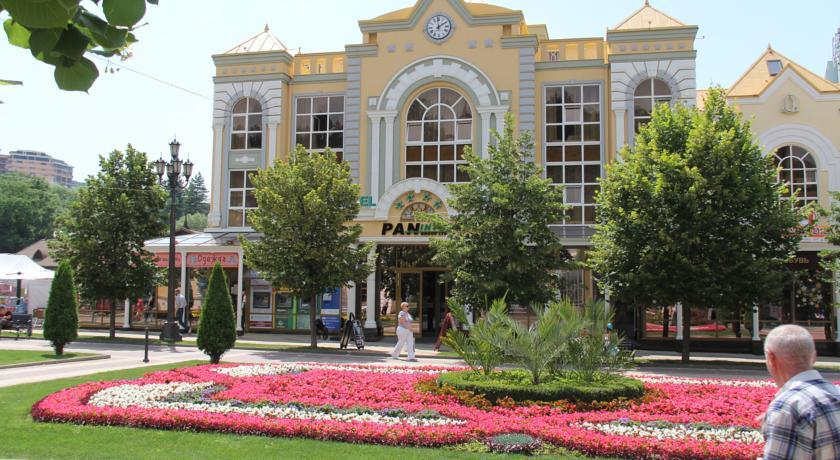 Pogostite.ru - ПАН ИНТЕР | г. Кисловодск | медицинское - курортное лечение #1