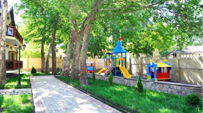 Pogostite.ru - ПЛАТАН REZORT ПАНСИОНАТ | п. Витязево | Анапа | Детская площадка | Бассейн #22