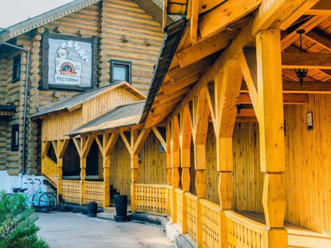 Pogostite.ru - УСАДЬБА РОМАШКОВО | Одинцовский район | Крокус Экспо | м. Кунцево #40