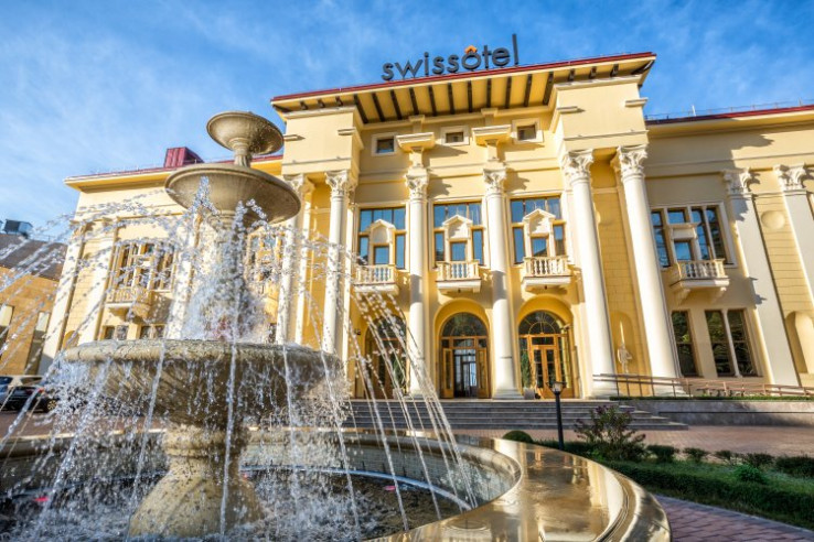 Pogostite.ru - Swissоtel Resort Сочи Камелия #1