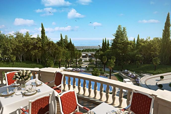 Pogostite.ru - Swissоtel Resort Сочи Камелия #3