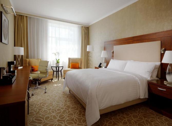 Pogostite.ru - Марриотт Новый Арбат - Marriott  Hotel Novy Arbat #10