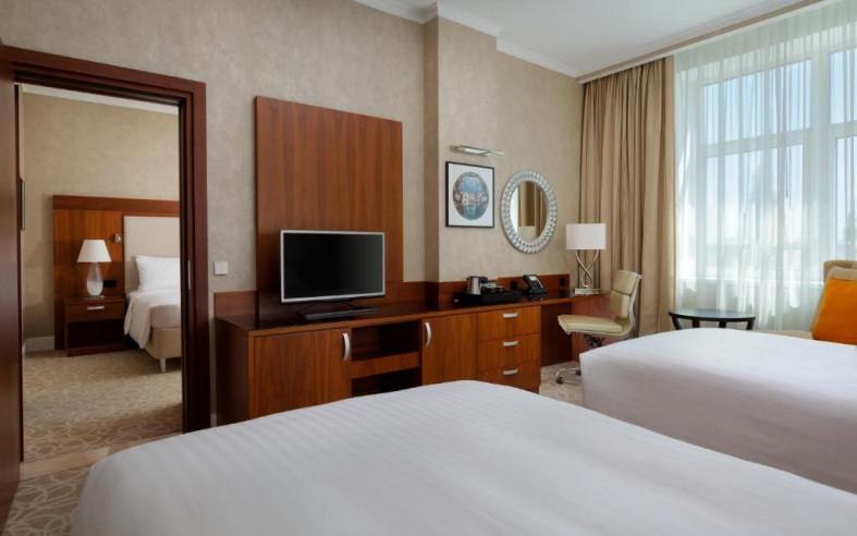 Pogostite.ru - Марриотт Новый Арбат - Marriott  Hotel Novy Arbat #13