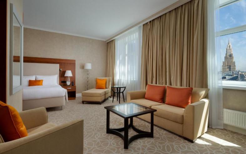 Pogostite.ru - Марриотт Новый Арбат - Marriott  Hotel Novy Arbat #16