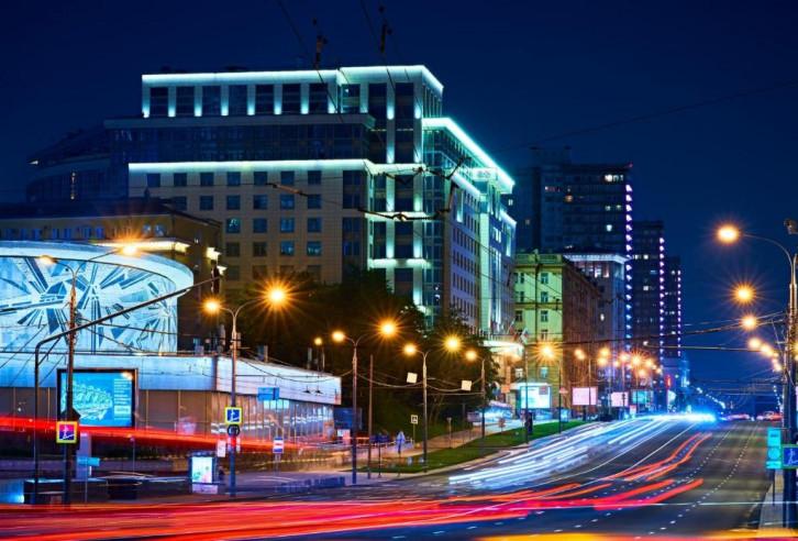 Pogostite.ru - Марриотт Новый Арбат - Marriott  Hotel Novy Arbat #1