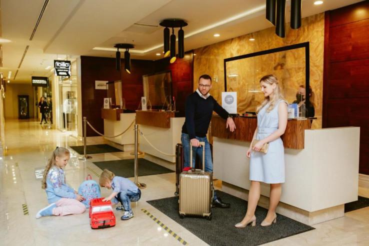 Pogostite.ru - Марриотт Новый Арбат - Marriott  Hotel Novy Arbat #2