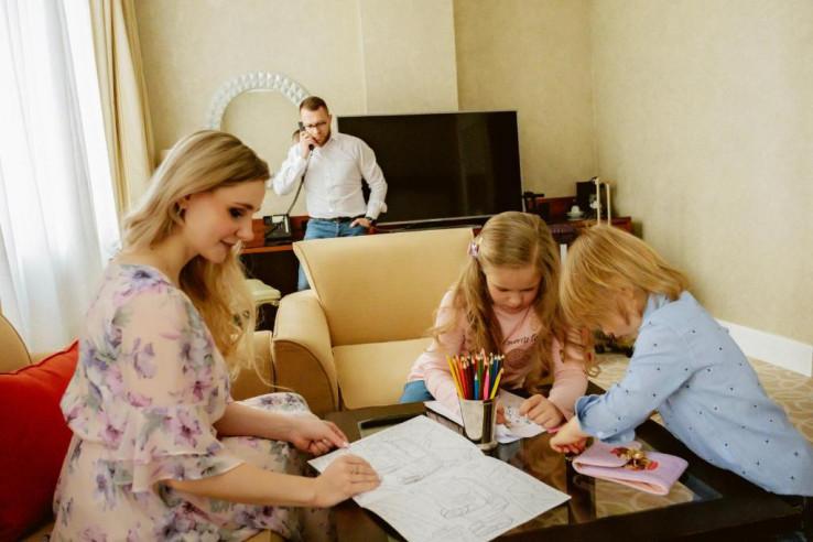 Pogostite.ru - Марриотт Новый Арбат - Marriott  Hotel Novy Arbat #33