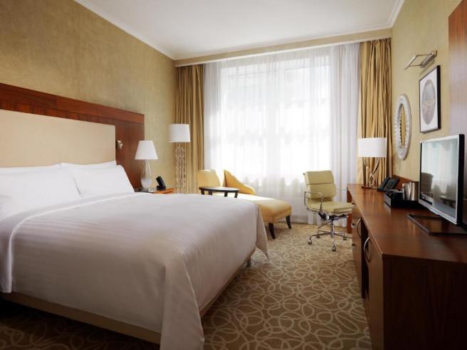 Pogostite.ru - Марриотт Новый Арбат - Marriott  Hotel Novy Arbat #15
