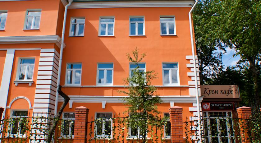 Pogostite.ru - ORANGE HOUSE - ОРАНДЖ ХАУС #2