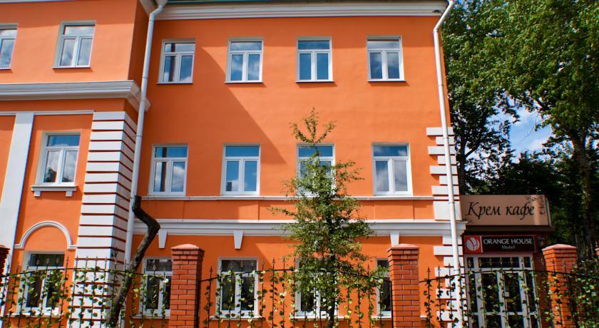 Pogostite.ru - ORANGE HOUSE - ОРАНЖ ХАУС | м. Нагатинская | Тульская - бесплатный трансфер | парковка #2