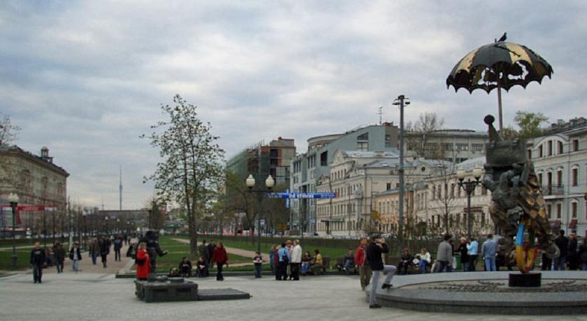 Pogostite.ru - ЦИРКУС | м. Цветной бульвар | Новослободская #38