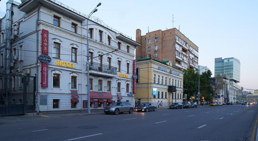 Pogostite.ru - ЦИРКУС | м. Цветной бульвар | Новослободская #34