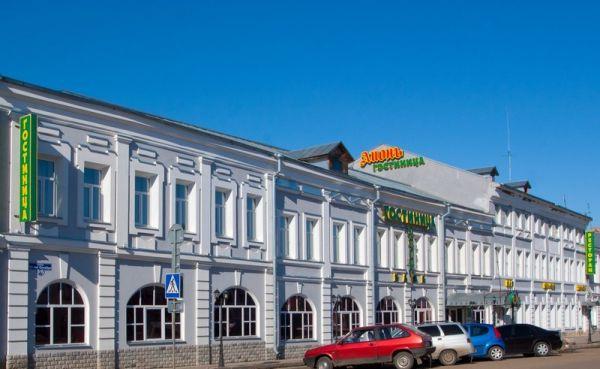 Pogostite.ru - ЛИОНЪ (Ростов Великий, центр) #1