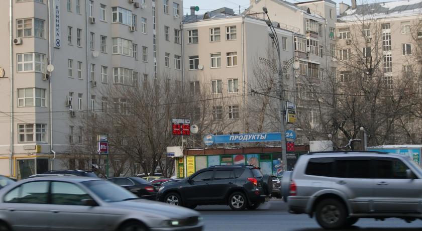 Pogostite.ru - Русские Апартаменты на Зубовском - РУСАПАРТ   м. Парк культуры #1