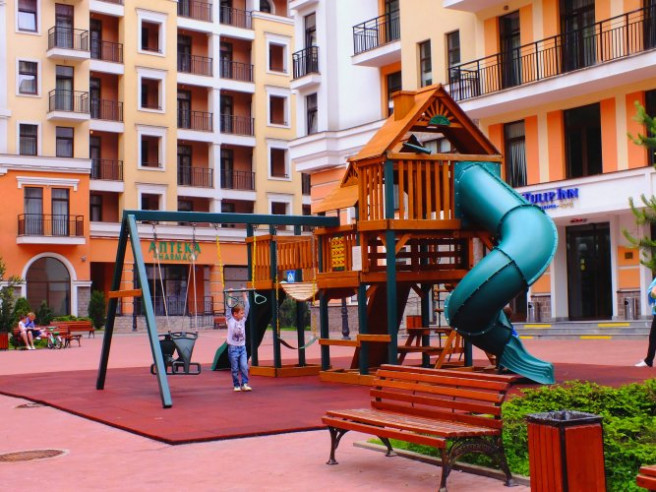 Pogostite.ru - Апартаменты VALSET от AZIMUT Роза Хутор #37
