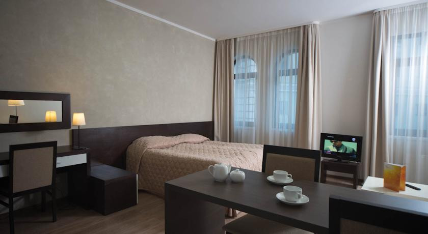Pogostite.ru - Апартаменты VALSET от AZIMUT Роза Хутор #30
