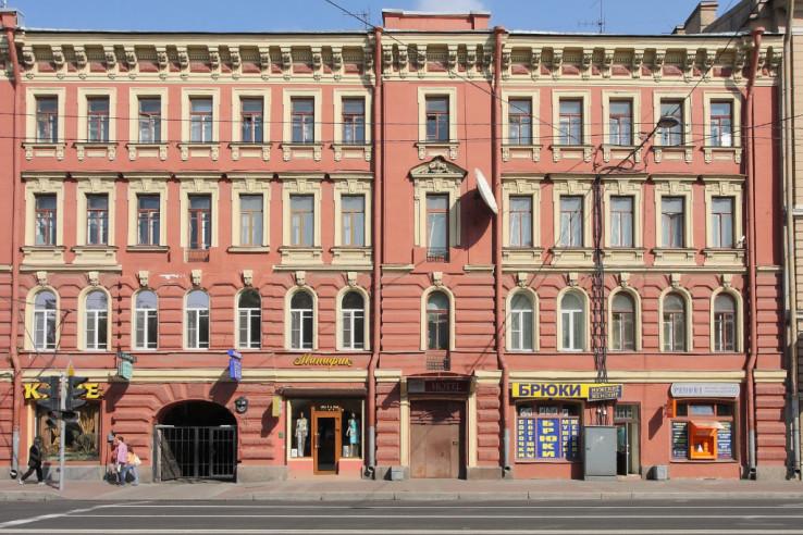 Pogostite.ru - РИНАЛЬДИ НА МОСКОВСКОМ 18 | м. Технологический институт #1