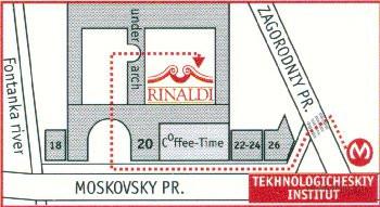 Pogostite.ru - РИНАЛЬДИ НА МОСКОВСКОМ I | м. Технологический Институт #15