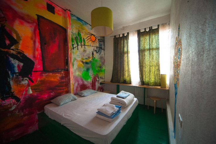 Pogostite.ru - FABRICA Hostel & Gallery (м. Кропоткинская), Парк культуры #6