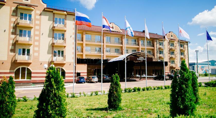 Pogostite.ru - АДМИРАЛ | г. Саранск | в центре | Бассейн | cауна | парковка #1