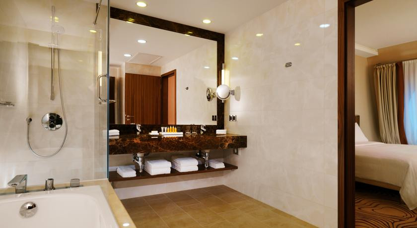 Pogostite.ru - МАРРИОТТ НОВОСИБИРСК | в центре | турецкая баня | парковка #17