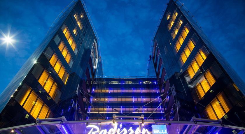 Pogostite.ru - РЭДИССОН БЛУ ШЕРЕМЕТЬЕВО (Radisson Blu Hotel Moscow Sheremetyevo) #1