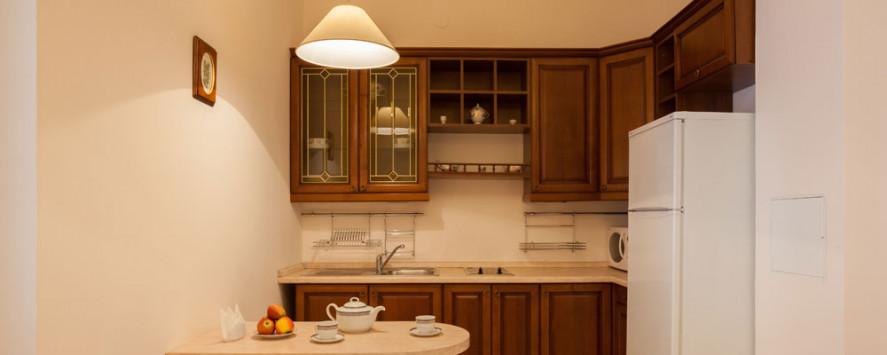 Pogostite.ru - Апартаменты трехкомнатные двухместные с мини кухней #26