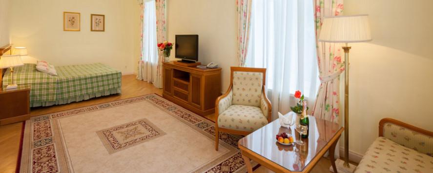 Pogostite.ru - Апартаменты двухкомнатные с мини-кухней #31