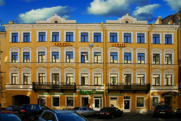 Pogostite.ru - Агни мини отель (м. Гостиный двор, Маяковская) #1