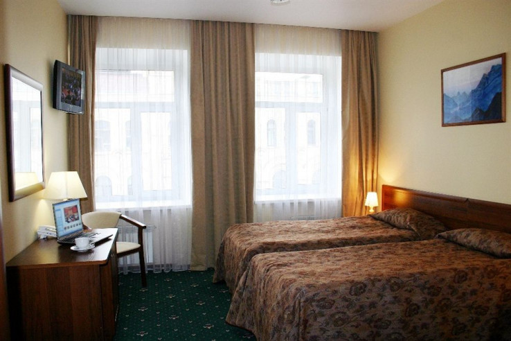 Pogostite.ru - Агни мини отель (м. Гостиный двор, Маяковская) #5