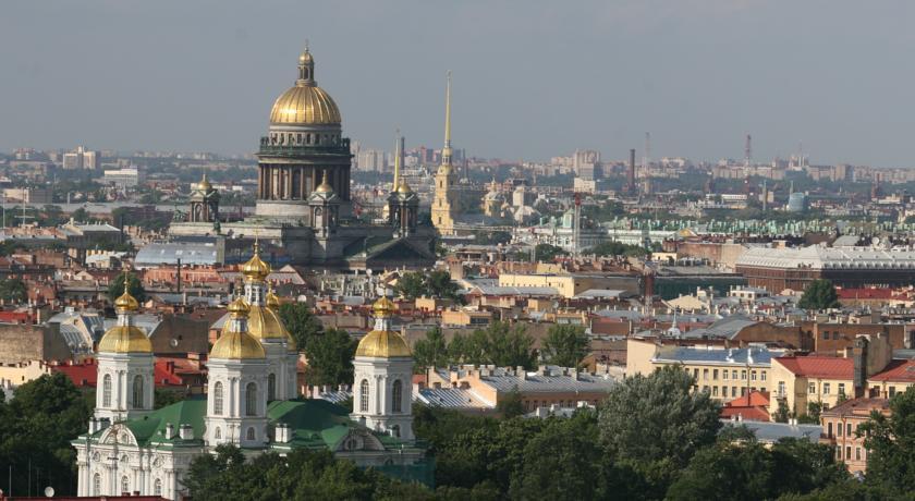 Pogostite.ru - АЗИМУТ   м. Балтийская   Панорамный вид #56