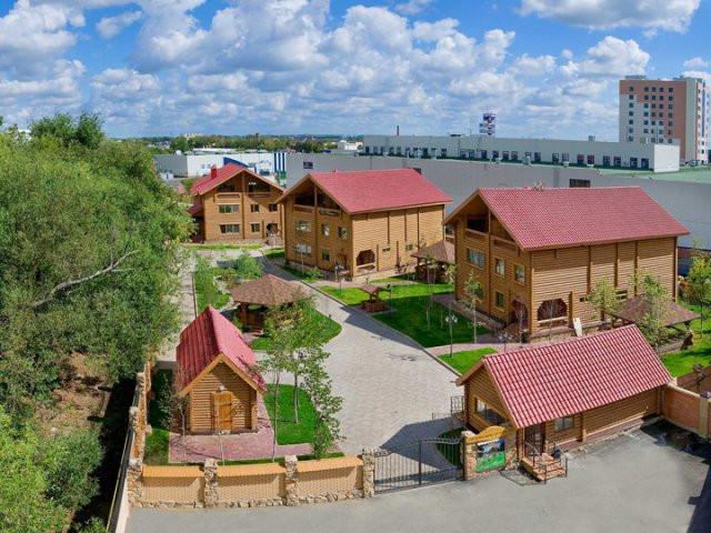 Pogostite.ru - ОРЛОВСКОЕ ПОМЕСТЬЕ - коттеджи | cауна | бассейн #2