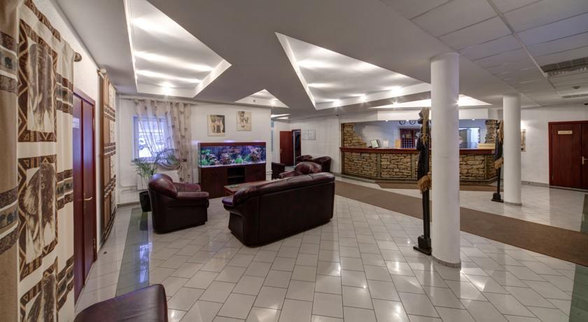 Pogostite.ru - Джунгли отель - Айвенго коттеджи | Подольск | Симферопольское ш. 41 км #6