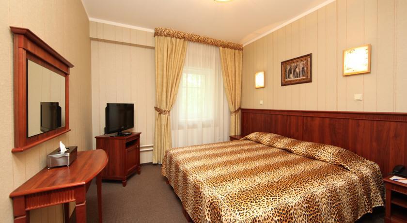 Pogostite.ru - Джунгли отель - Айвенго коттеджи | Подольск | Симферопольское ш. 41 км #37