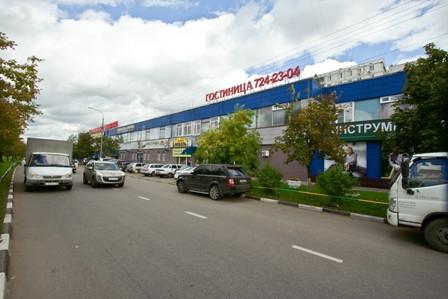 Pogostite.ru - Вид с улицы #1