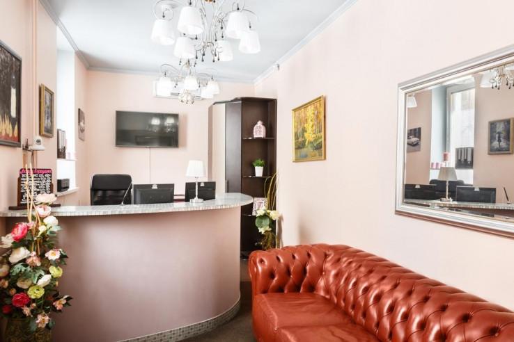 Pogostite.ru - Отель Маяк (М. МАЯКОВСКАЯ) | Станция метро Маяковская | Парковка #4