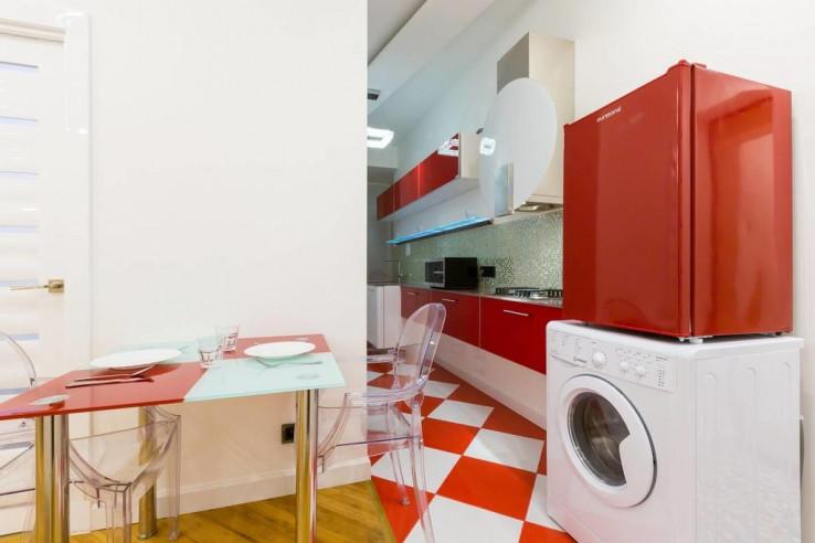 Pogostite.ru - Апартаменты на Новорязанской | м. Красные ворота | Парковка #4