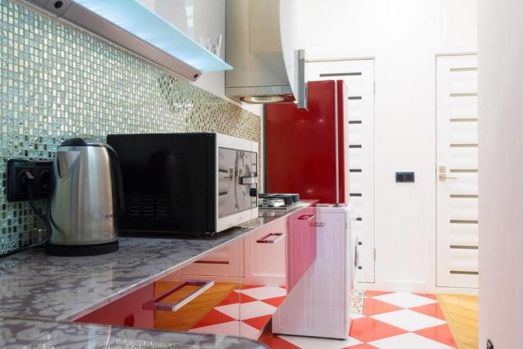 Pogostite.ru - Апартаменты на Новорязанской | м. Красные ворота | Парковка #1