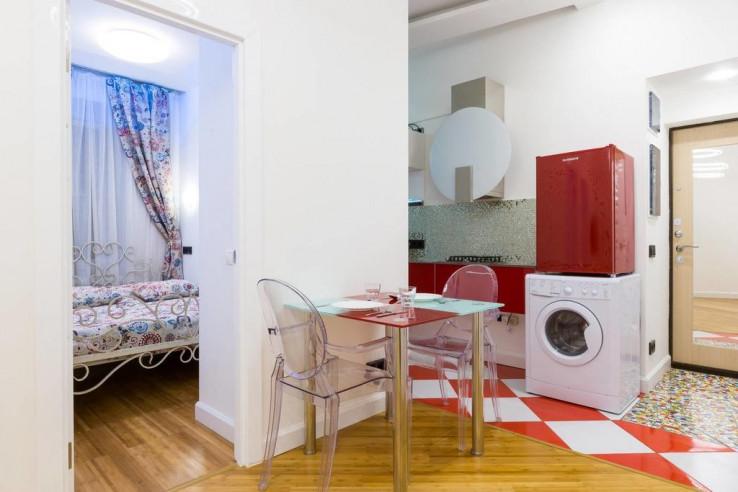 Pogostite.ru - Апартаменты на Новорязанской | м. Красные ворота | Парковка #5