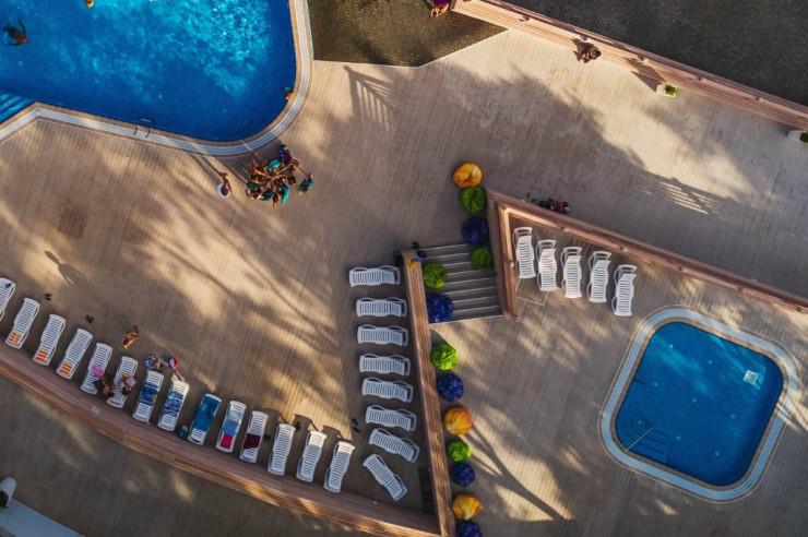 Pogostite.ru - Парк-отель и пансионат «Песочная Бухта»(г. Севастополь, центр, 1-линия) #17