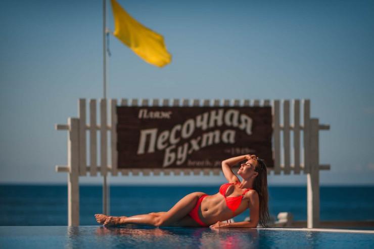 Pogostite.ru - Парк-отель и пансионат «Песочная Бухта»(г. Севастополь, центр, 1-линия) #21