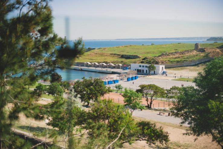 Pogostite.ru - Парк-отель и пансионат «Песочная Бухта»(г. Севастополь, центр, 1-линия) #4