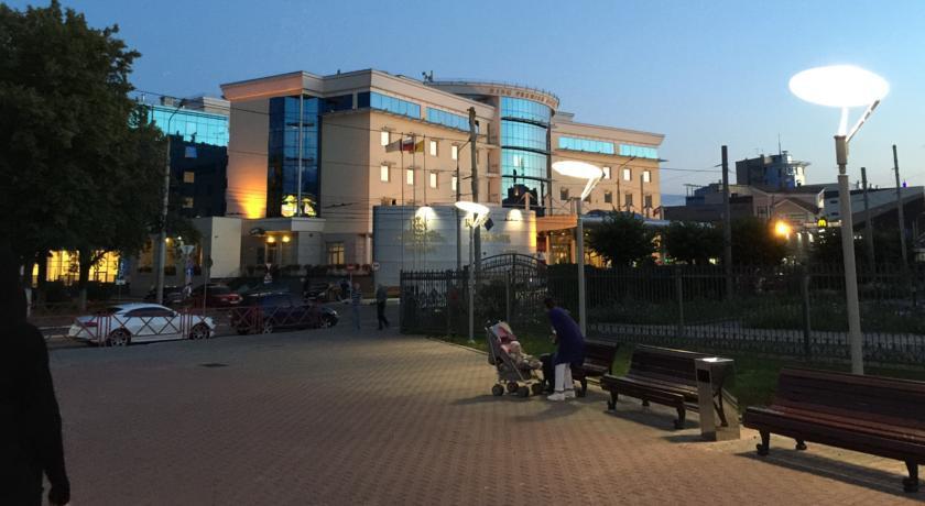 Pogostite.ru - РИНГ ПРЕМЬЕР ОТЕЛЬ | г. Ярославль, центр | Фитнес-центр | Салон красоты #1