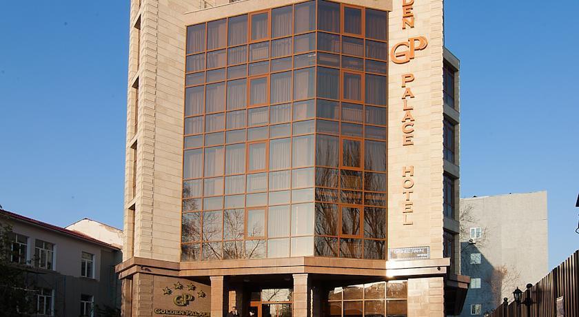Pogostite.ru - GOLDEN PALACE HOTEL (г. Алматы, Казахстан) #1