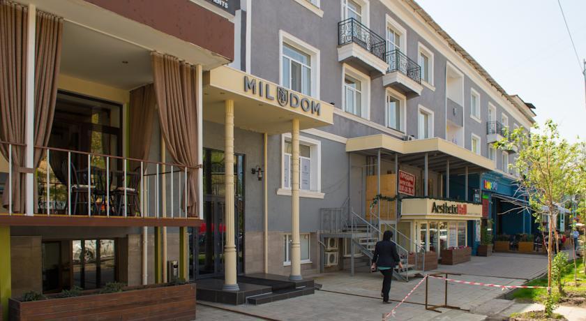 Pogostite.ru - MILDOM HOTEL (г. Алматы, Казахстан) #1